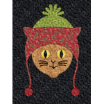 Cats in Hats - Block 1