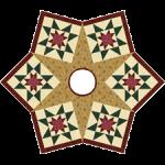 Rising Star Tree Skirt