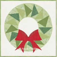 Christmas Wreath Cushion Cover