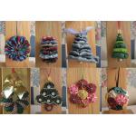 8 Yo-Yo Ornaments