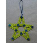 Doodle Star Ornament