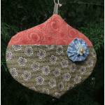 16 Easy Sew Ornaments