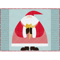 Jolly Ol' St. Nick Placemat
