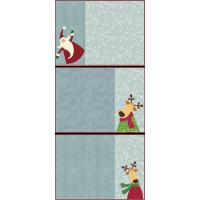 Santa and Reindeer Placemats