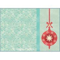 Christmas Bauble Placemat