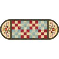 Bells Shall Ring Table Runner