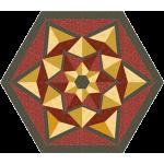 Hexagon Star Table Topper