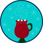 Hot Chocolate Mug Coaster