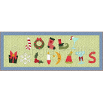 Jolly Holidays Table Runner