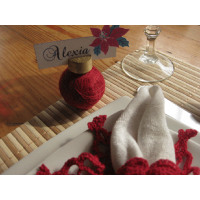 Ornament Placecard Holder