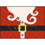 Santa's Belt Placemat