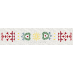 Scandinavian Lights Table Runner