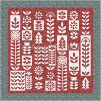 Scandinavian Folk Art Christmas