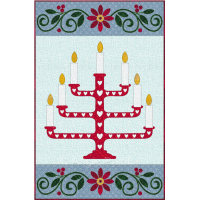 Scandinavian Christmas Candles