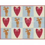 Scandinavian Love Placemat