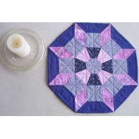 Starcrossed Candle Mat