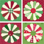 Sweet Peppermint Coasters