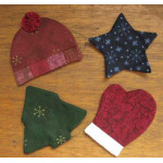 Simple Christmas Shapes