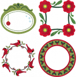Holiday Quilt Labels