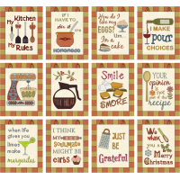 ++Kitchen Sayings - BUNDLE++