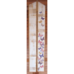 Easter Butterfly Stole
