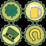 Luck of the Irish Coasters