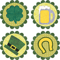 Luck of the Irish Coasters
