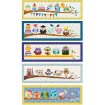 Special Occasion Owl Table Runners (bundle)