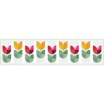 Spring Tulips Table Runner