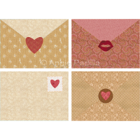 Love Letter Placemats