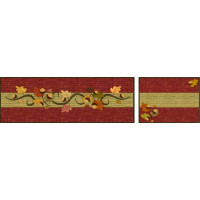 Autumn Splendor Tablerunner and Placemats