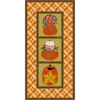 Folk Art Pumpkins