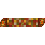 Pumpkin Tablerunner