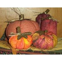 Sculpted Pumpkins