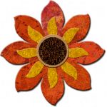 Sunflower Candle Mat