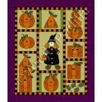 Pumpkins Galore & a Lil' Witch