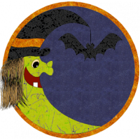 Witch Moon Placemat