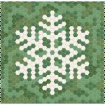 Hexie Snowflake 1