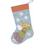Angel Stocking
