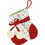 Baby Bootie Stocking