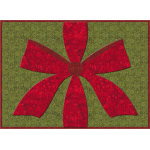 Gift Bow Placemat