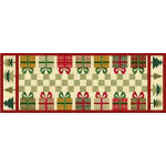 Holiday Gifts Table Runner