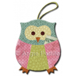 Owl Pocket Ornament