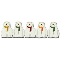 Polar Bears Tablerunner