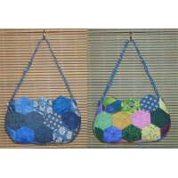 Reversible Hexagon Purse