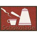 Hot Chocolate Mug Rug