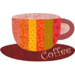 Cup of Coffee Mug Rug