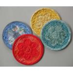 Coasters: Geometric Beauties