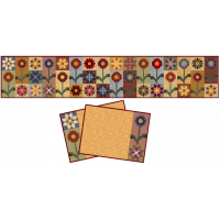 Floral Delight Table Runner & Placemat