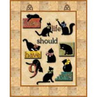 Every Life Should Have 9 Cats